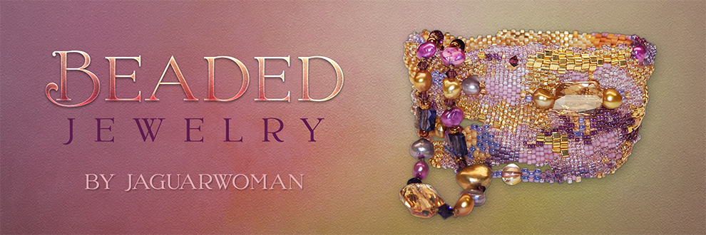 beaded jewelry ad