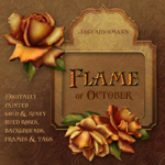 "Jaguarwoman's ""Flame of October"""