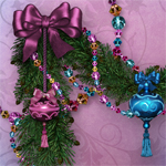 "Lucie & Jaguarwoman's ""Christmas Swags, Garlands & Ornaments"""
