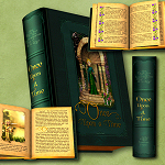 "Jaguarwoman's ""Storybook"" and ""Poesie Gothique"" 3d Book Textures"