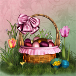 "Jaguarwoman's ""Easter Baskets"""
