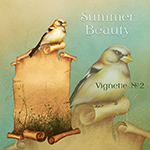 "Jaguarwoman's ""Summer Beauty Vignette #2"""