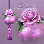 "Jaguarwoman's ""Christmas Ornaments 2014"" #1"