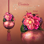 "Jaguarwoman's ""Christmas Ornaments 2014"" #2"
