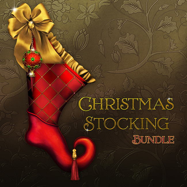 "Jaguarwoman's ""Christmas Stockings Bundle"""