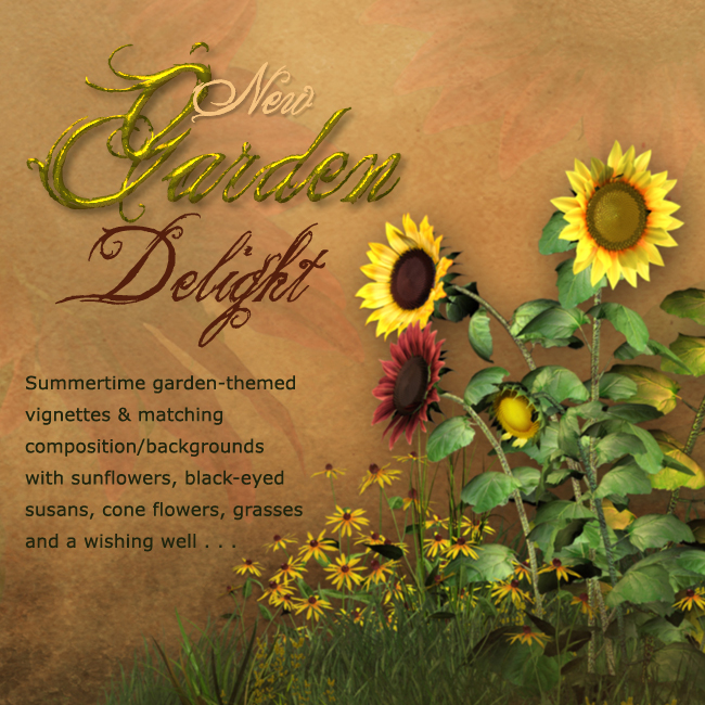 "Jaguarwoman's ""New Garden Delight"""