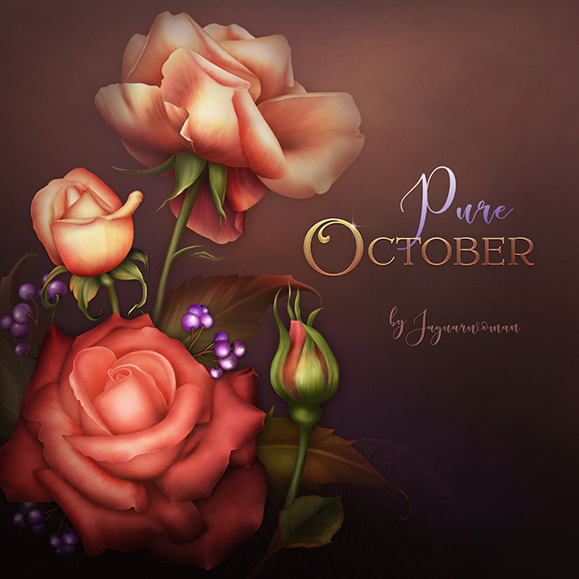 "Jaguarwoman's ""Pure October"""