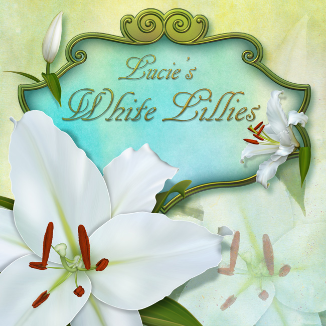 Lucie's White lillies